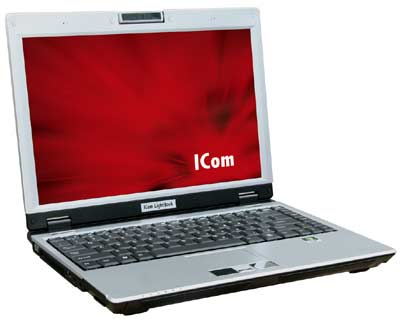 Notebook LightBook 1326 od ICom