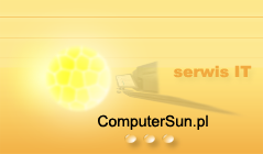 ComputerSun.pl - portal komputerowy, serwis it